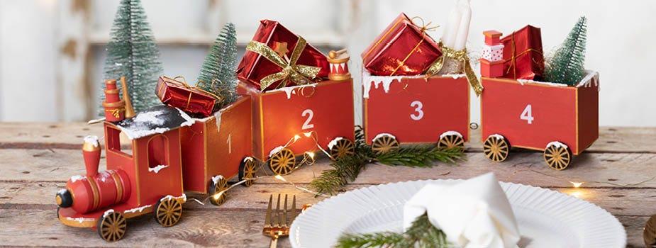 Geschenke für den Adventkalender