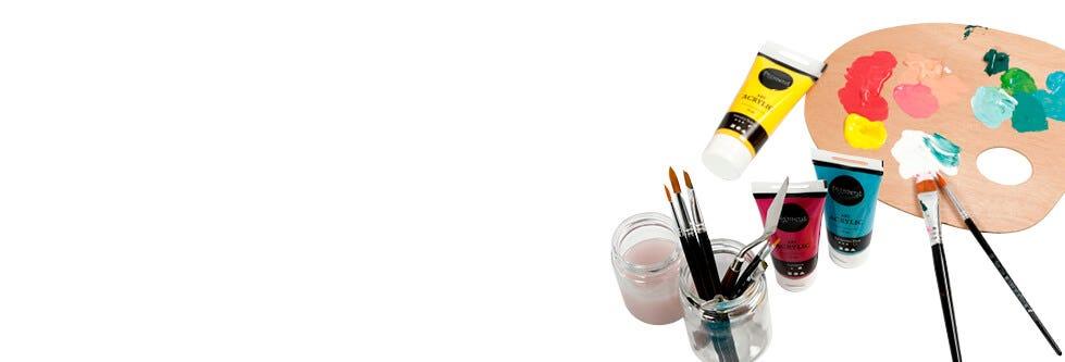 Acrylfarbe in Künstlerqualität