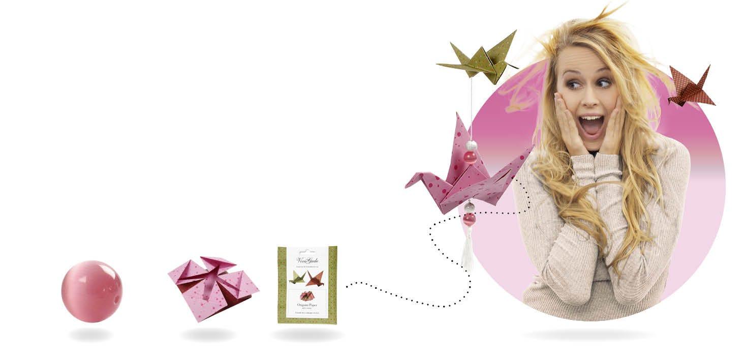 Kreativität mit Papier & Karton