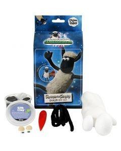 Shaun das Schaf, Schwarz, Weiß, 1 Set