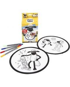 Frisbee, 1 Set