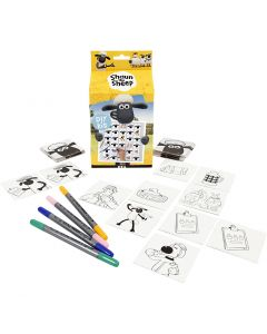 Memory-Spiel, 1 Set