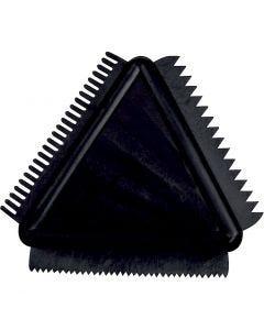 Struktur-Werkzeug, Größe 9 cm, 1 Stck.
