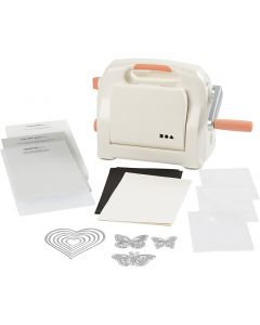 Stanz- und Prägegerät - Starter Kit, A5, 155x210 mm, 1 Set