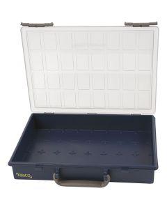 Sortimentskasten, ohne Einsetzkästchen , H: 5,7 cm, Größe 33,8x26,1 cm, 1 Stck.