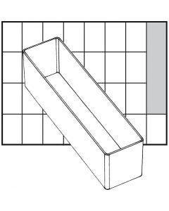 Einsetz-Box, Nr. A9-3, H: 47 mm, Größe 163x39 mm, 1 Stck.