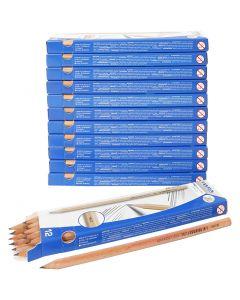 Bleistift, L: 18 cm, Stärke: 7 mm, 12x12 Stck./ 1 Pck.