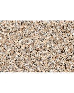 Selbstklebende Folie, Granit grob, B: 45 cm, Braun, 2 m/ 1 Rolle