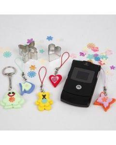Niedliche Figuren als Handy-Anhänger