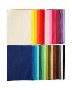 Seidenpapier, A4, 210x297 mm, 14 g, 30x10 Bl./ 1 Pck.