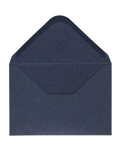 Kuvert, Umschlaggröße 11,5x16 cm, 110 g, Blau, 10 Stck./ 1 Pck.