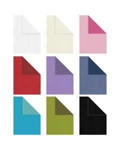 Briefpapier, A4, 210x297 mm, 100 g, Sortierte Farben, 30x20 Bl./ 1 Pck.