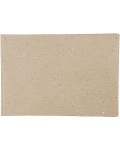 Kraftpapier, A2, 420x600 mm, 100 g, Edel, 500 Bl./ 1 Pck.