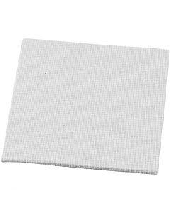 Malpappe, Größe 10x10 cm, 280 g, Weiß, 10 Stck./ 1 Pck.