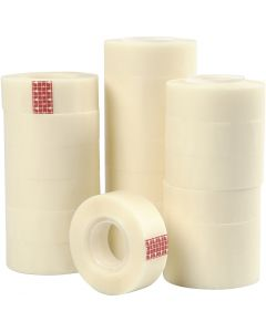Magic Tape, B: 19 mm, 20x33 m/ 1 Pck.