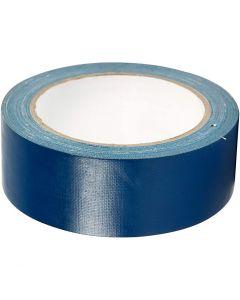 Isolierband, B: 38 mm, Blau, 25 m/ 1 Rolle