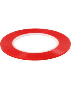 Spezialklebeband, B: 3 mm, 25 m/ 1 Rolle