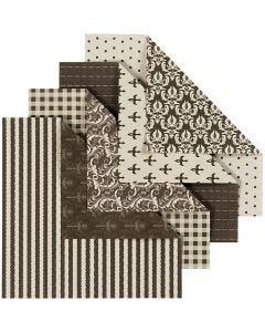 Origami-Papier, 50 Bl. sort./ 1 Pck.