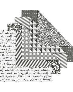 Origami-Papier, 80 g, 50 Bl. sort./ 1 Pck.