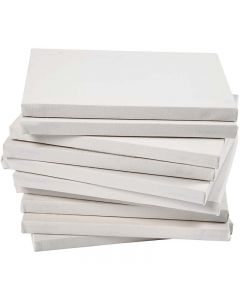Keilrahmen, Größe 18x24 cm, 280 g, Weiß, 40 Stck./ 1 Pck.