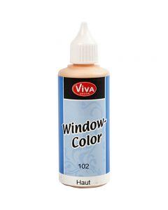 Window-Color, Hellbeige, 80 ml/ 1 Fl.