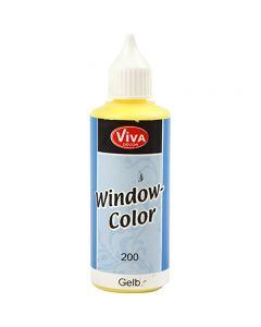 Window-Color, Gelb, 80 ml/ 1 Fl.