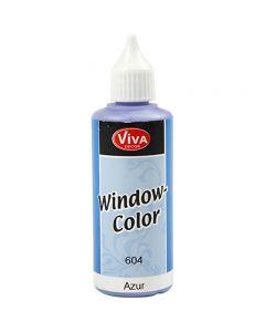 Window-Color, Azure, 80 ml/ 1 Fl.