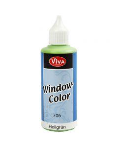 Window-Color, Hellgrün, 80 ml/ 1 Fl.