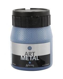 Art Metal Farbe, Galaxy-Blau, 250 ml/ 1 Fl.