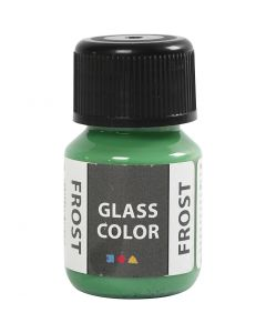 Glass Color Frost, Grün, 30 ml/ 1 Fl.