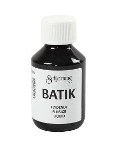 Batikfarbe, Schwarz, 100 ml/ 1 Fl.
