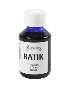 Batikfarbe, Brillantblau, 100 ml/ 1 Fl.