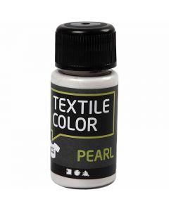 Textilfarbe, Perlmutt, Basis, 50 ml/ 1 Fl.
