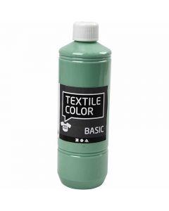 Textilfarbe, Seegrün, 500 ml/ 1 Fl.