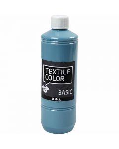 Textilfarbe, Taubengrau, 500 ml/ 1 Fl.