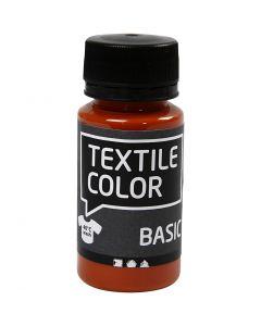 Textilfarbe, Ziegel, 50 ml/ 1 Fl.