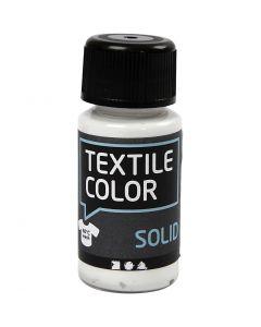 Textile Solid, Deckend, Weiß, 50 ml/ 1 Fl.