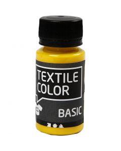 Textilfarbe, Primärgelb, 50 ml/ 1 Fl.