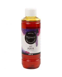 Flüssige Aquarellfarbe - Sortiment, Gelb, 250 ml/ 1 Fl.
