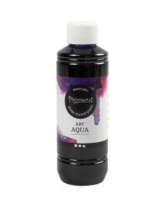 Flüssige Aquarellfarbe - Sortiment, Marineblau, 250 ml/ 1 Fl.