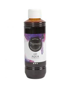 Flüssige Aquarellfarbe - Sortiment, Warm gelb, 250 ml/ 1 Fl.
