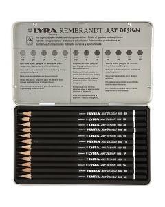 Lyra Art Design Zeichenstift, 12 Stck./ 1 Pck.