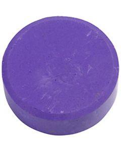 Wasserfarben im Set, H: 19 mm, D: 57 mm, Flieder, 6 Stck./ 1 Pck.