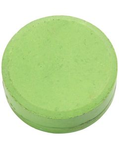 Wasserfarben im Set, H: 19 mm, D: 57 mm, Grün, 6 Stck./ 1 Pck.