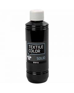 Textile Solid, Deckend, Schwarz, 250 ml/ 1 Fl.