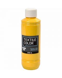 Textile Solid, Deckend, Gelb, 250 ml/ 1 Fl.