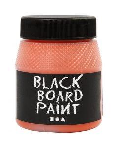 Tafelfarbe, Orange, 250 ml/ 1 Pck.