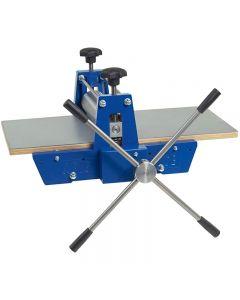 Linoldruckpresse, Mit Einstellmöglichkeiten, Größe 40x70 cm, 1 Stck.