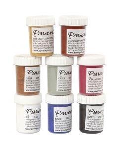 Paver Color, 8x40 ml/ 1 Pck.