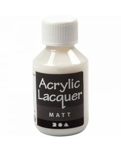 Acryllack, Matt, 100 ml/ 1 Fl.